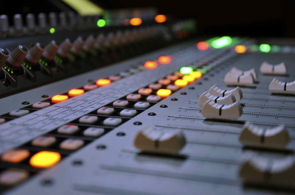 audio-mixing